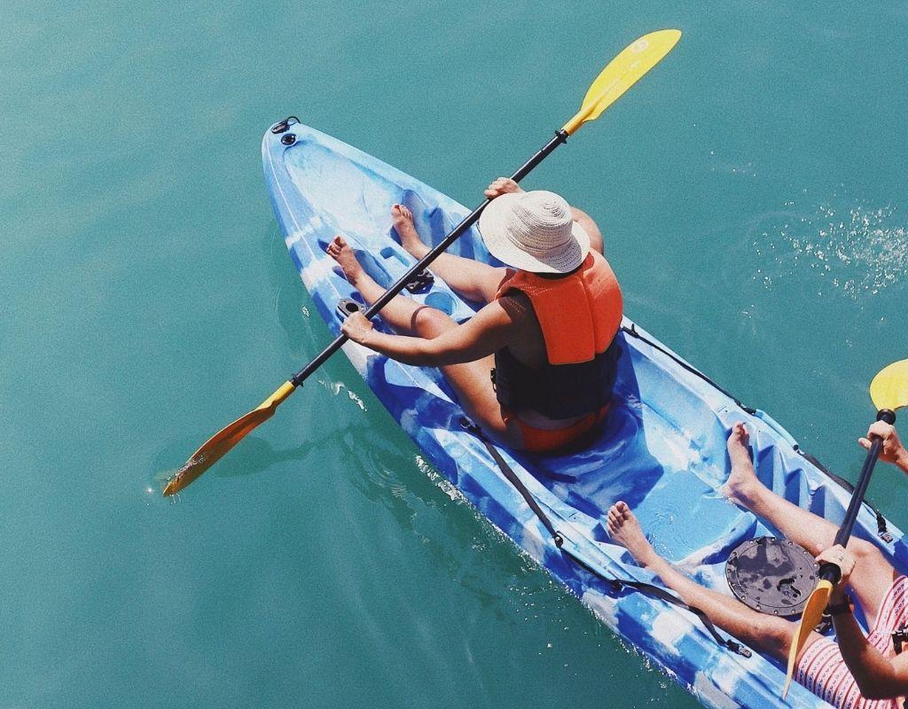 kayaking panama city beach