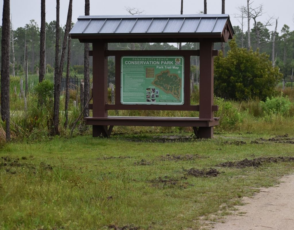 panama city beach conservation park