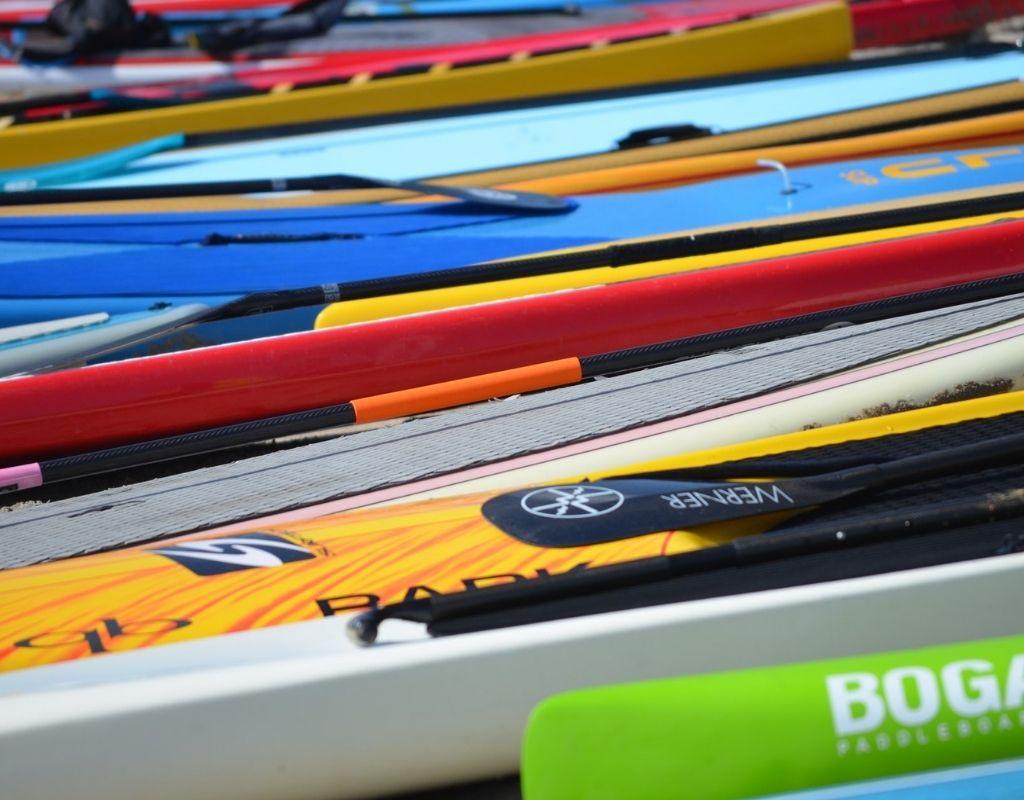 paddleboard panama city beach