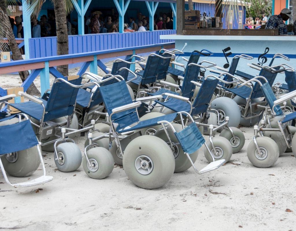 panama city beach wheelchair