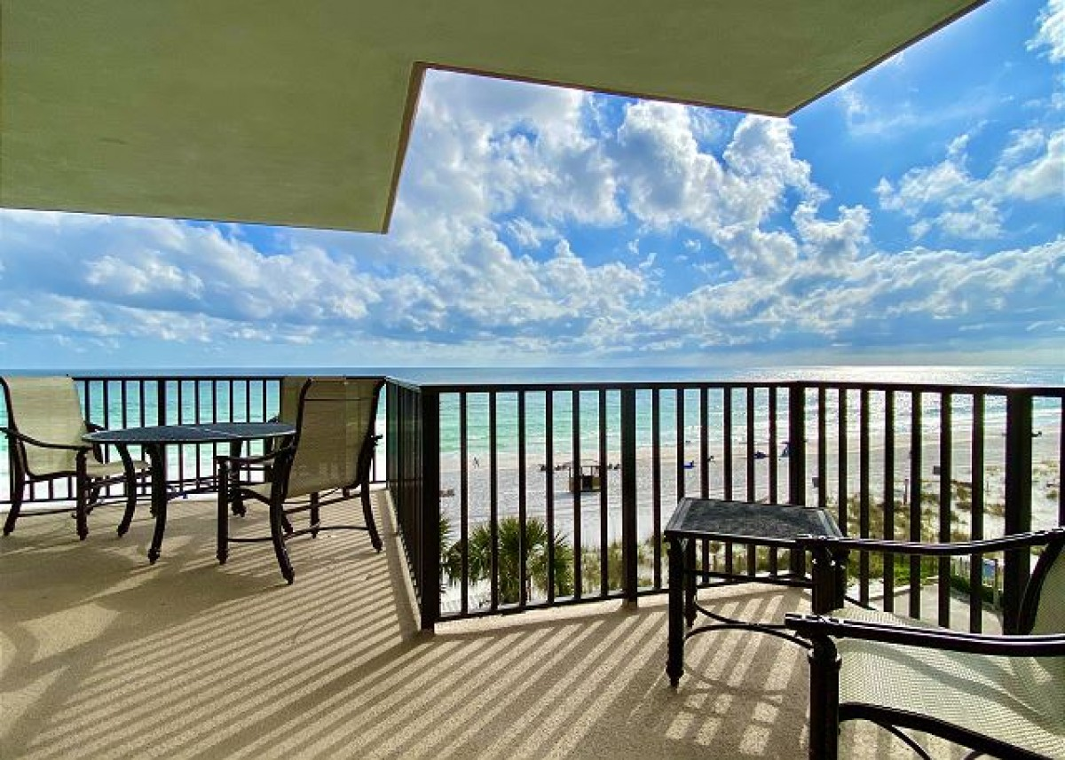 Beautiful view from our panama city beach condos